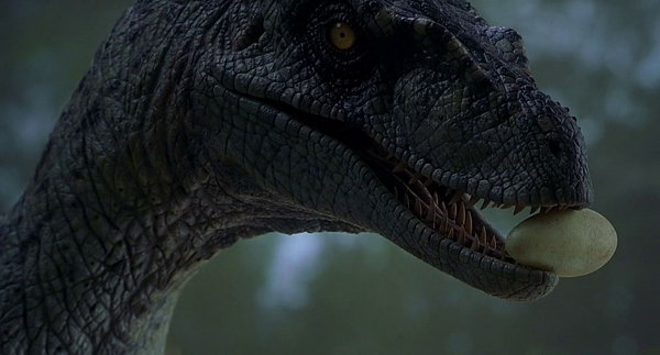 JURASSIC PARK III: Test Blu-Ray complet